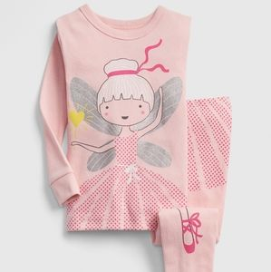 NWT Gap Toddler Fairy PJ Set 5